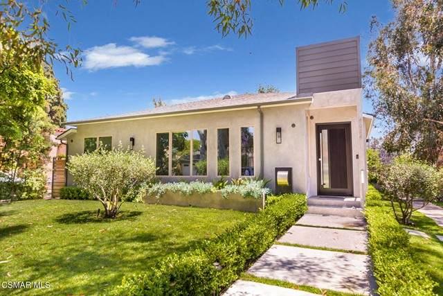 4634 Cartwright Avenue, Toluca Lake, CA 91602 (#221003307) :: Zember Realty Group