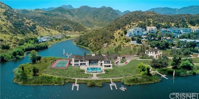 500 Lower Lake Road, Westlake Village, CA 91361 (#SR21130544) :: Mark Nazzal Real Estate Group