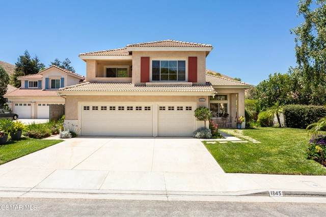 1845 Autumn Place, Simi Valley, CA 93065 (#221003311) :: Mark Nazzal Real Estate Group