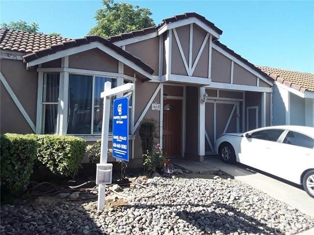 1602 Byron Court, Pomona, CA 91768 (#CV21131445) :: Zember Realty Group