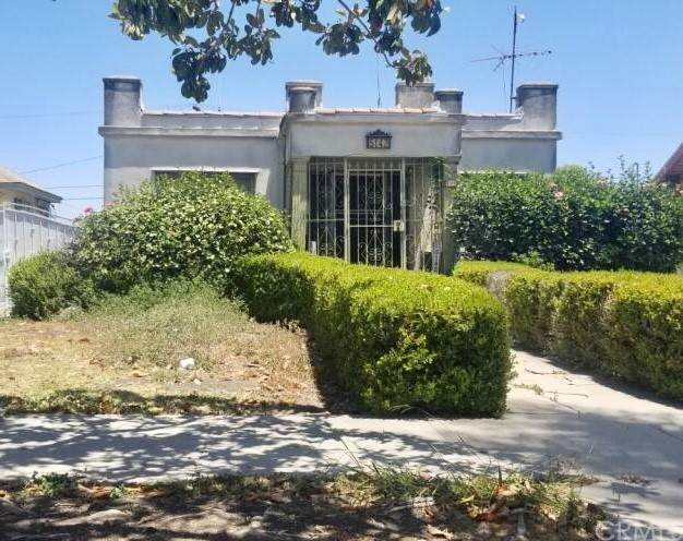 5142 Brynhurst Avenue, Los Angeles (City), CA 90043 (#RS21131713) :: Team Forss Realty Group