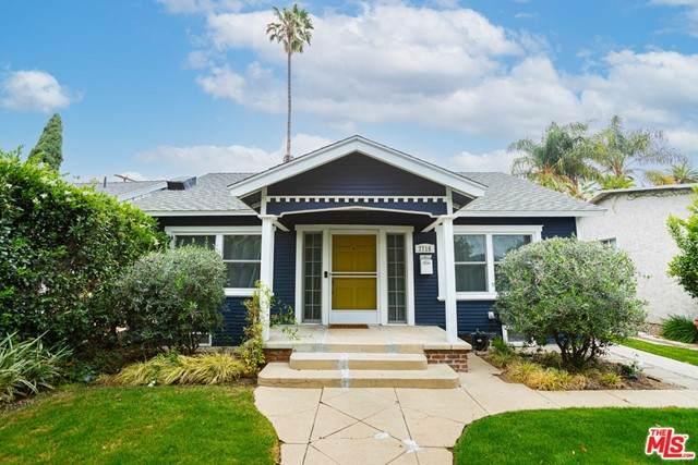 7715 Lexington Avenue, West Hollywood, CA 90046 (#21750502) :: Blake Cory Home Selling Team