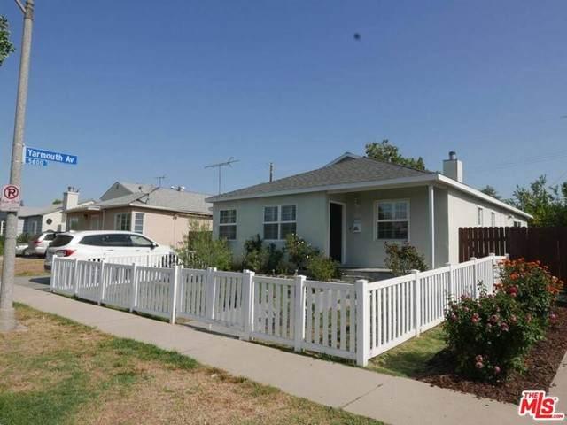 17743 Martha Street, Encino, CA 91316 (#21750436) :: Zen Ziejewski and Team