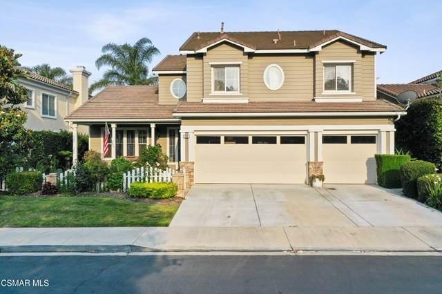 136 Laurel Ridge Drive, Simi Valley, CA 93065 (#221003314) :: Mark Nazzal Real Estate Group
