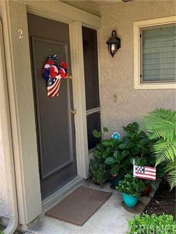 2052 Avenida Vista Del Monte #2, Simi Valley, CA 93063 (#SR21115572) :: Mark Nazzal Real Estate Group