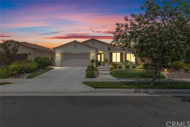 1667 Via Rojas, Hemet, CA 92545 (#SW21126315) :: Mark Nazzal Real Estate Group