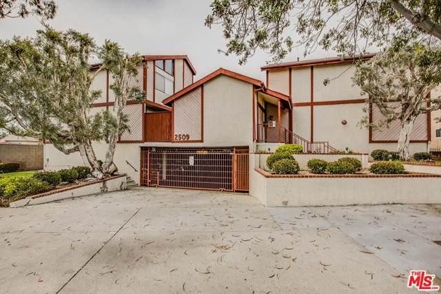2509 W Redondo Beach Boulevard #31, Gardena, CA 90249 (#21750508) :: Eight Luxe Homes