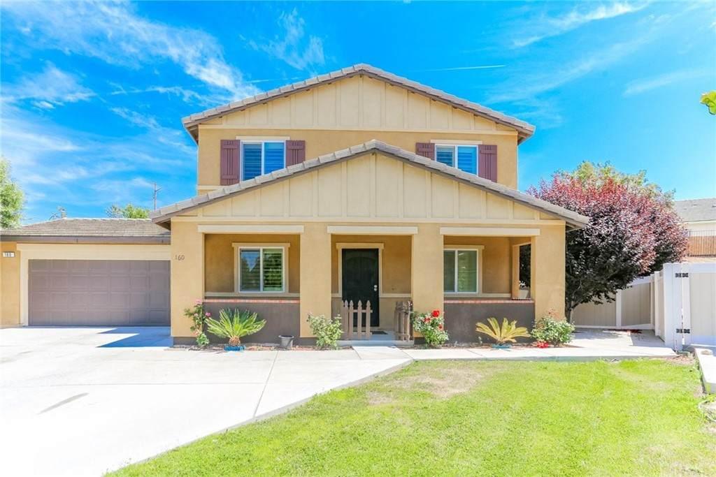 160 Kinn Avenue, Beaumont, CA 92223 (#IG21132262) :: Holmes Muirhead Team at Reviron Realty