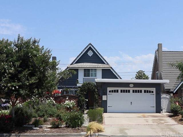 121 W Simmons Avenue, Anaheim, CA 92802 (#OC21122639) :: Swack Real Estate Group | Keller Williams Realty Central Coast
