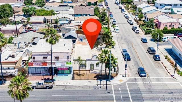 6061 Whittier Boulevard, East Los Angeles, CA 90022 (MLS #MB21132290) :: Desert Area Homes For Sale