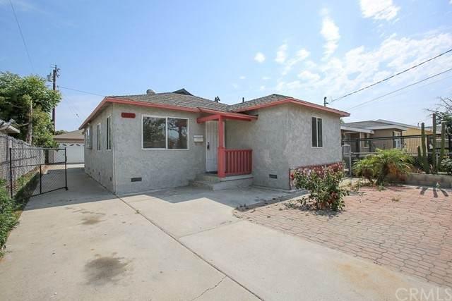 3120 E 64th Street, Long Beach, CA 90805 (#OC21132295) :: Zember Realty Group