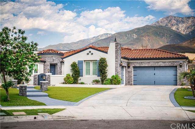 13518 Stoney Knoll Court, Rancho Cucamonga, CA 91739 (#CV21132153) :: RE/MAX Masters