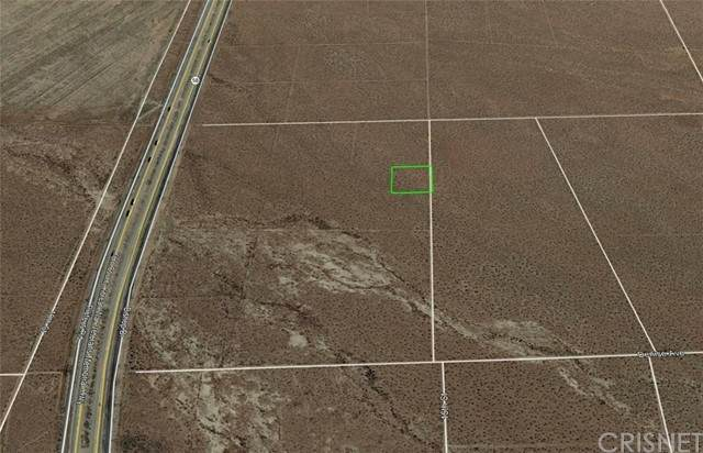 1500 Vic N/O Pat Ave & 15th E, Mojave, CA 93501 (#SR21132380) :: Team Forss Realty Group