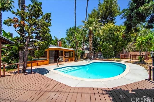16210 Halsey Street, Granada Hills, CA 91344 (#SR21131399) :: Blake Cory Home Selling Team