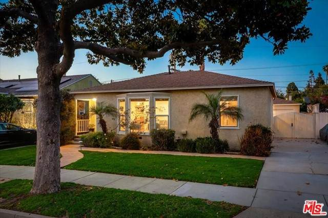 5126 Fairbanks Way, Culver City, CA 90230 (#21750610) :: Mint Real Estate