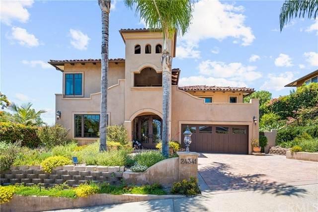 24341 Los Serranos Drive, Laguna Niguel, CA 92677 (#OC21132386) :: Berkshire Hathaway HomeServices California Properties