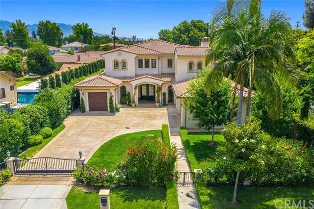 2620 Louise Avenue, Arcadia, CA 91006 (#AR21132438) :: Blake Cory Home Selling Team