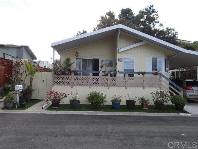150 S Rancho Santa Fe Rd #59, San Marcos, CA 92078 (#NDP2107038) :: Swack Real Estate Group   Keller Williams Realty Central Coast