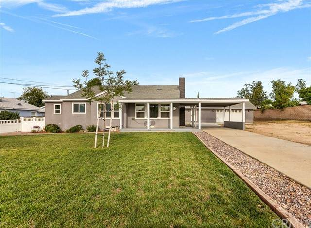 361 N 16th Street, Banning, CA 92220 (#EV21132315) :: Amazing Grace Real Estate   Coldwell Banker Realty