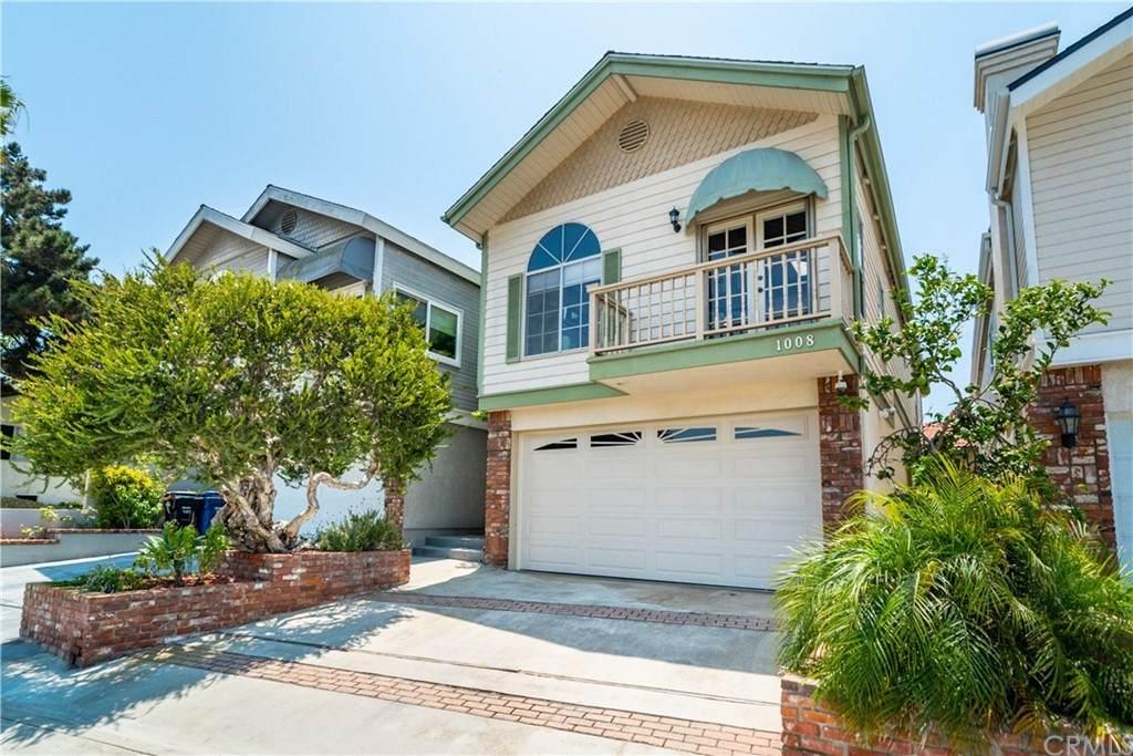 1008 21st Street, Hermosa Beach, CA 90254 (#OC21132524) :: Bathurst Coastal Properties