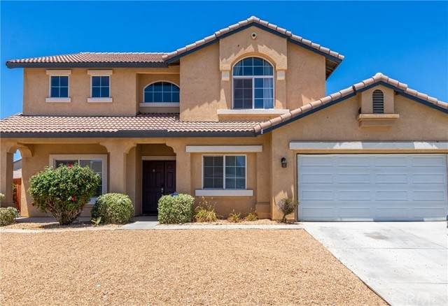12596 Sunglow Lane, Victorville, CA 92392 (MLS #SW21132025) :: Desert Area Homes For Sale