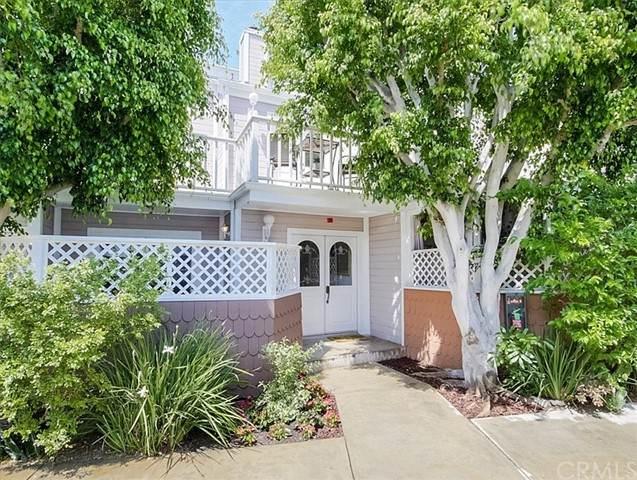 320 N Catalina Avenue #7, Redondo Beach, CA 90277 (#SB21132529) :: Bathurst Coastal Properties