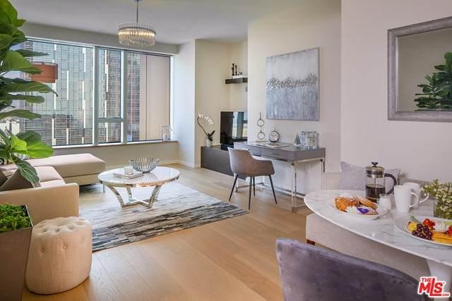 889 Francisco Street #3211, Los Angeles (City), CA 90017 (MLS #21749684) :: Desert Area Homes For Sale