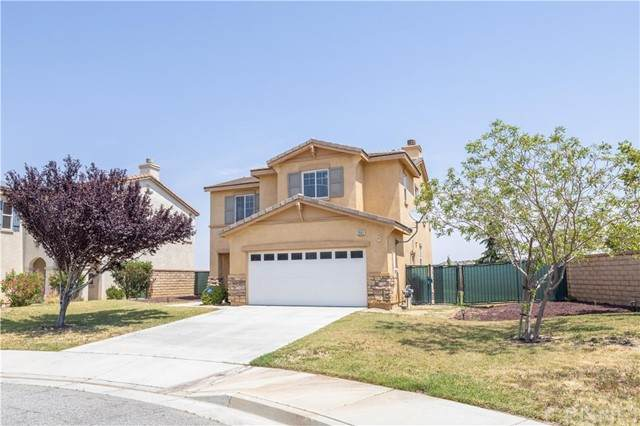 2501 Yarrow Court, Palmdale, CA 93551 (#SR21131926) :: Zember Realty Group