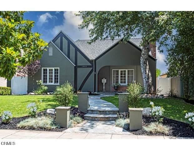1944 Loma Vista Street, Pasadena, CA 91104 (#P1-5297) :: Team Forss Realty Group