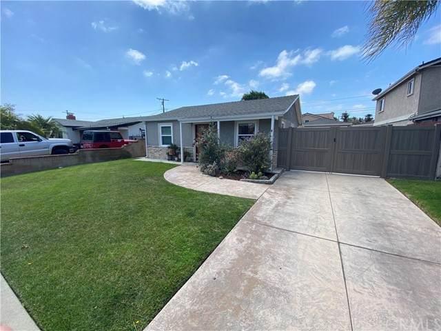 3220 W 188th Street, Torrance, CA 90504 (#SB21132619) :: Compass