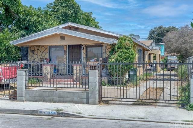 1357 E 83rd Street, Los Angeles (City), CA 90001 (#OC21130282) :: Zutila, Inc.