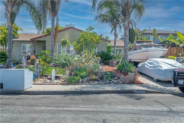 21826 Ravenna Avenue, Carson, CA 90745 (MLS #OC21130287) :: Desert Area Homes For Sale