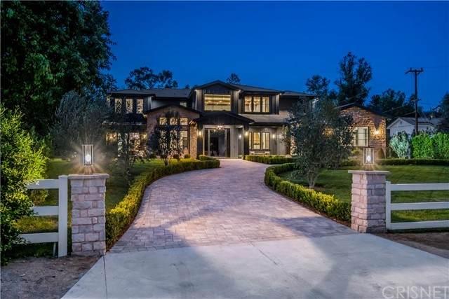 5515 Paradise Valley Road, Hidden Hills, CA 91302 (#SR21132441) :: Robyn Icenhower & Associates