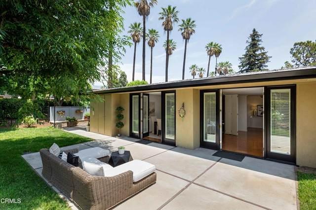 452 S Orange Grove Boulevard, Pasadena, CA 91105 (#P1-5300) :: Zen Ziejewski and Team