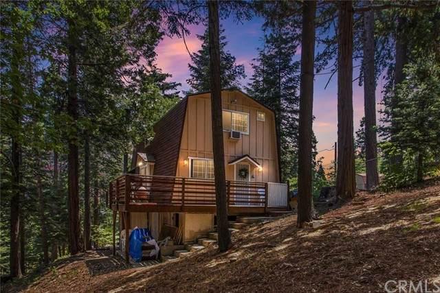 852 Lake View Lane, Twin Peaks, CA 92391 (#EV21125702) :: Berkshire Hathaway HomeServices California Properties