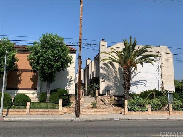 1716 S 6th Street #2, Alhambra, CA 91803 (#AR21128878) :: Team Tami