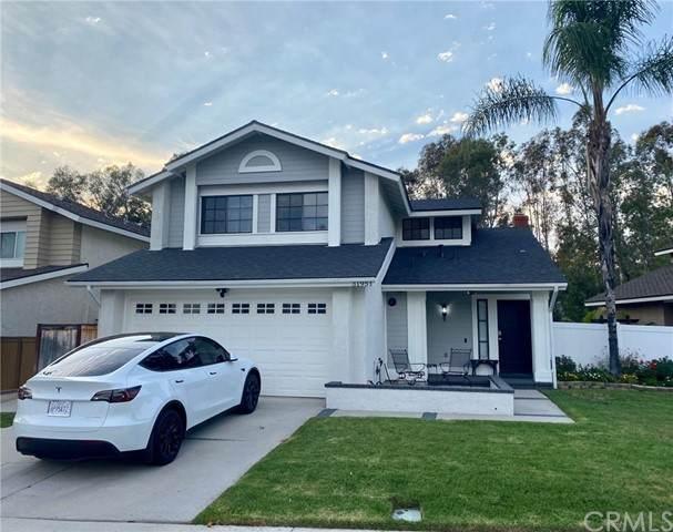 31951 Pleasant Glen Road, Trabuco Canyon, CA 92679 (#OC21132489) :: Berkshire Hathaway HomeServices California Properties