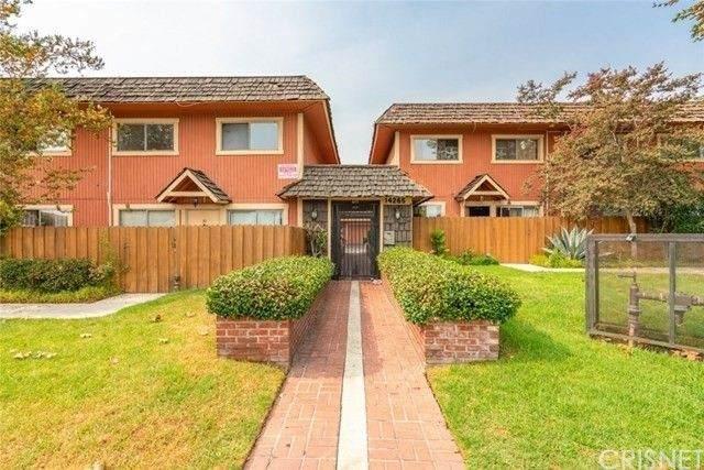 14265 Terra Bella Street #68, Panorama City, CA 91402 (#SR21129649) :: Zember Realty Group