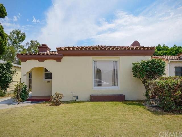 1332 E Poppy Street, Long Beach, CA 90805 (MLS #IG21132670) :: Desert Area Homes For Sale