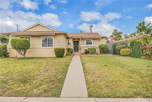 16709 Rinaldi Street, Granada Hills, CA 91344 (#SR21132126) :: Blake Cory Home Selling Team