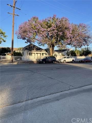 714 S Palomares Street, Pomona, CA 91766 (#TR21132647) :: RE/MAX Masters
