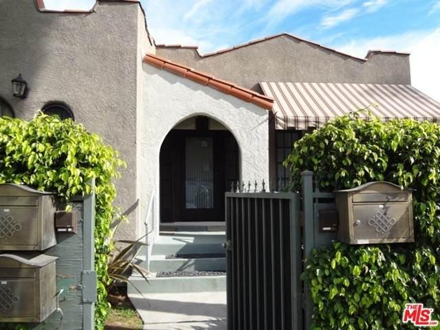 1150 N Gardner Street, West Hollywood, CA 90046 (#21749808) :: Blake Cory Home Selling Team