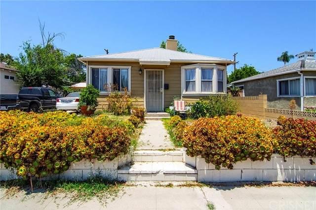 10445 Chandler Boulevard, North Hollywood, CA 91601 (#SR21117019) :: Team Tami