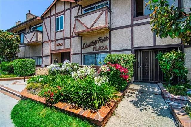 5500 Lindley Avenue #214, Encino, CA 91316 (#SR21132693) :: Zen Ziejewski and Team