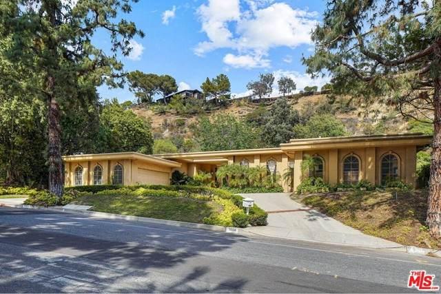 1856 Loma Vista Drive, Beverly Hills, CA 90210 (#21749784) :: TeamRobinson | RE/MAX One