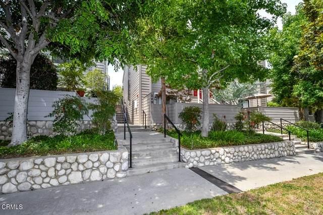 249 Alpine Street #53, Pasadena, CA 91106 (#P1-5302) :: Team Tami