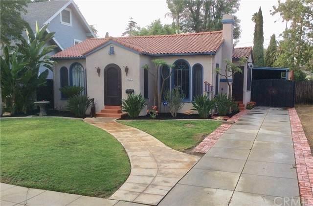 4057 Elmwood Court, Riverside, CA 92506 (#CV21131914) :: Randy Horowitz & Associates