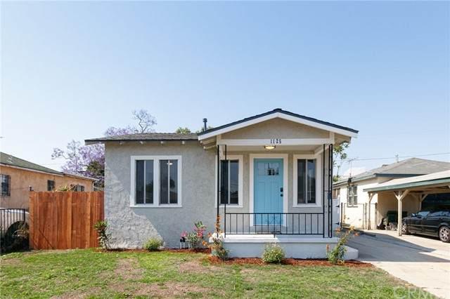 1125 E 103rd Street, Los Angeles (City), CA 90002 (#DW21130136) :: Mint Real Estate