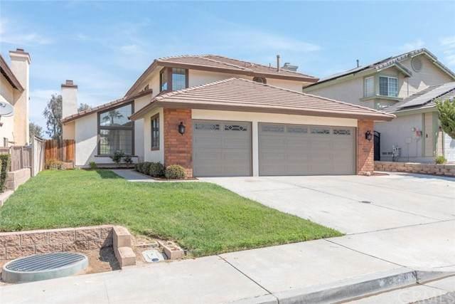 23298 Stony Creek Way, Moreno Valley, CA 92557 (#IV21132766) :: American Real Estate List & Sell