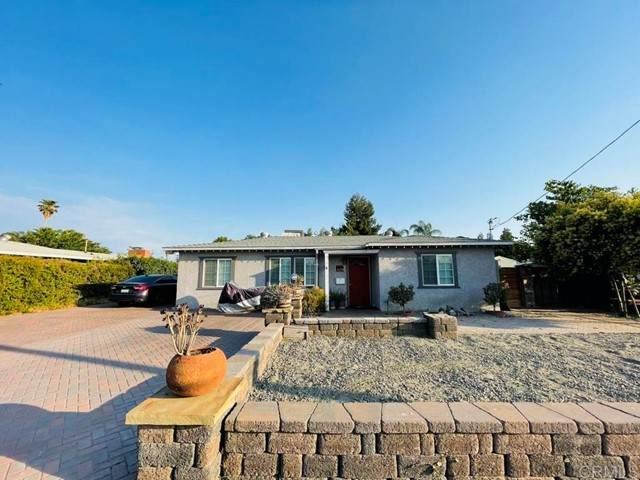 1235 E Lexington Avenue, El Cajon, CA 92019 (#PTP2104265) :: Team Tami